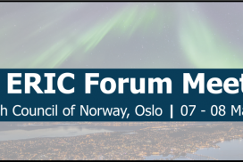 4th ERIC Forum Meeting – Oslo, Norway
