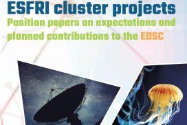 ESFRI cluster projects-Position papers on expectations and planned contributions to the EOSC