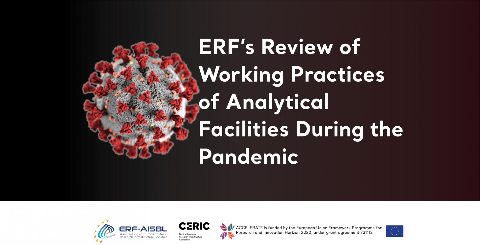 ERF's Review of Working Practices of Analytical facilities During the Pandemic