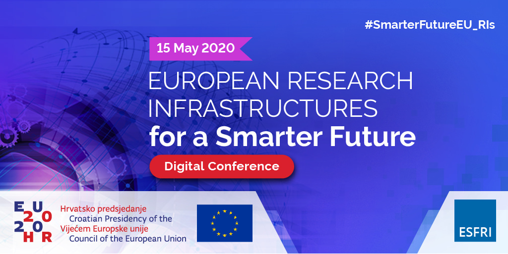 """European Research Infrastructures for a smarter future"" Conference"