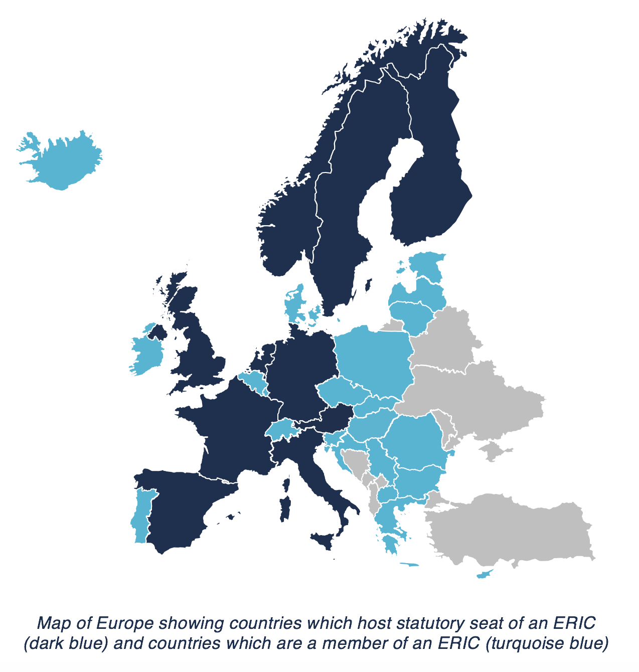 Picture of: The Eric Community And Horizon Europe Mission Areas