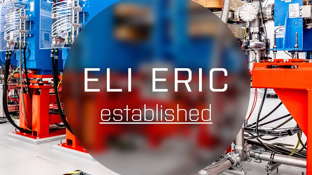 ELI ERIC officially established by the European Commission