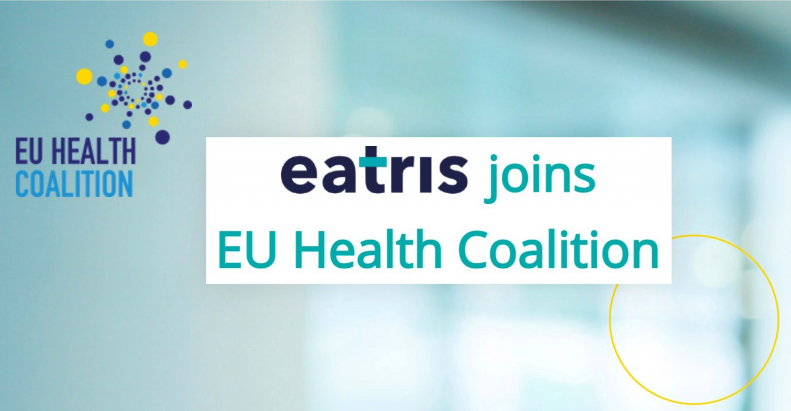EATRIS joins the EU Health Coalition